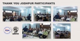 Jodhpur Seminar at Collage